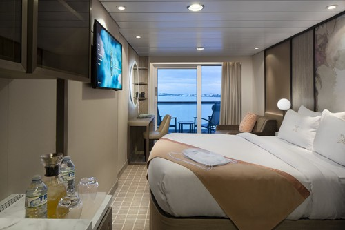 AquaClass Staterooms